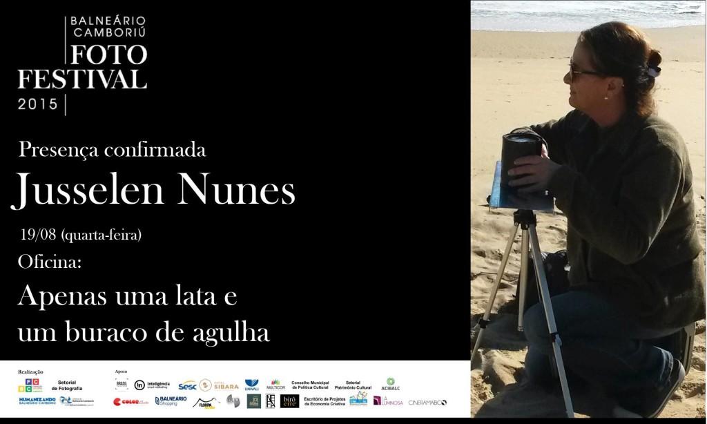 Jusselen Nunes