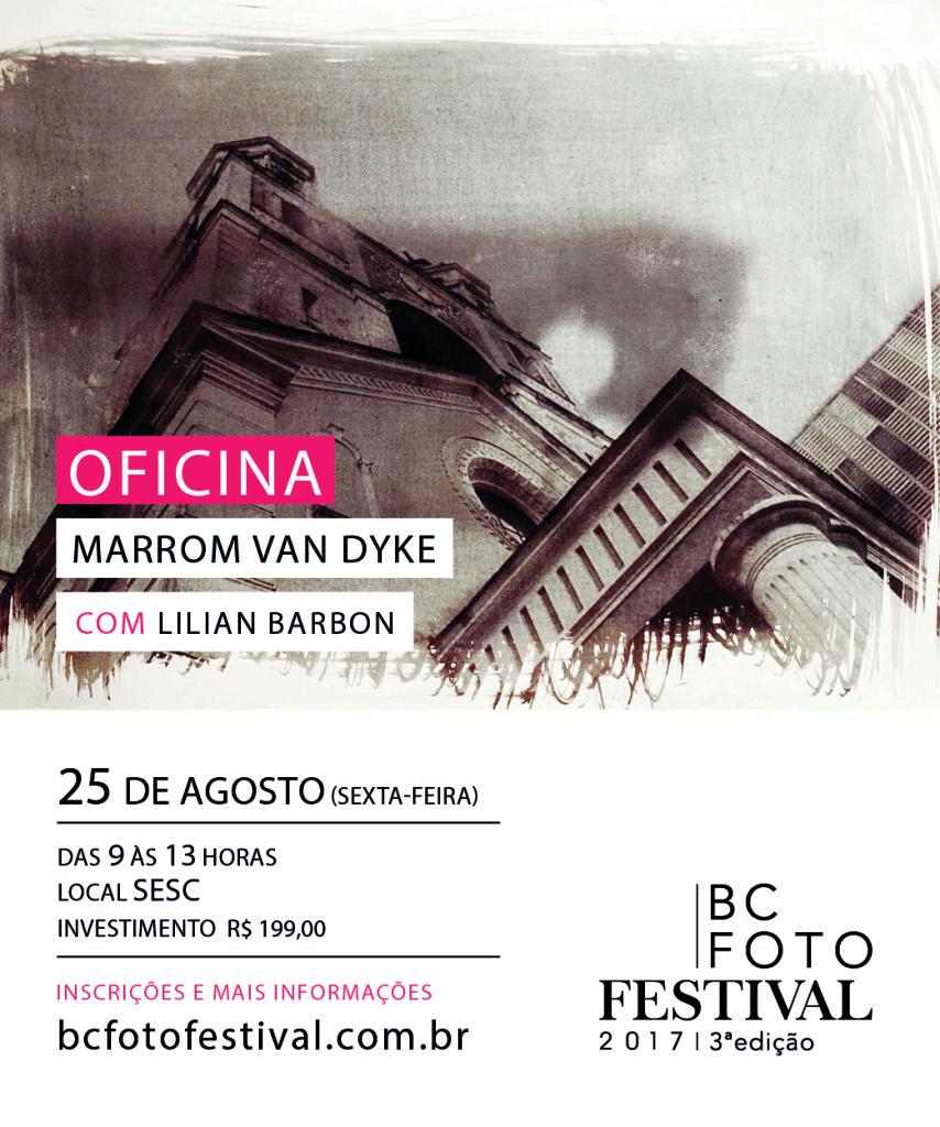 Oficina - Marrom Van Dyke