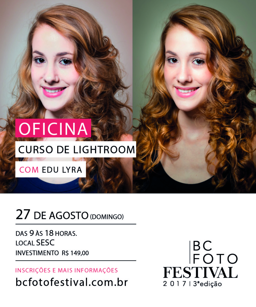 Oficina - Curso de LightRoom